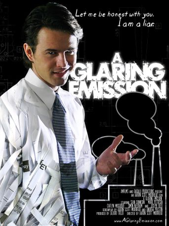 A Glaring Emission Poster