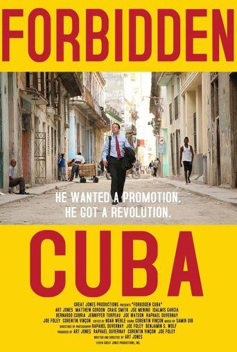 Forbidden Cuba Poster