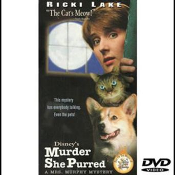 Murder, She Purred Poster