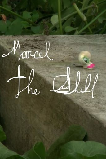 Marcel the Shell with Shoes On, Three Poster