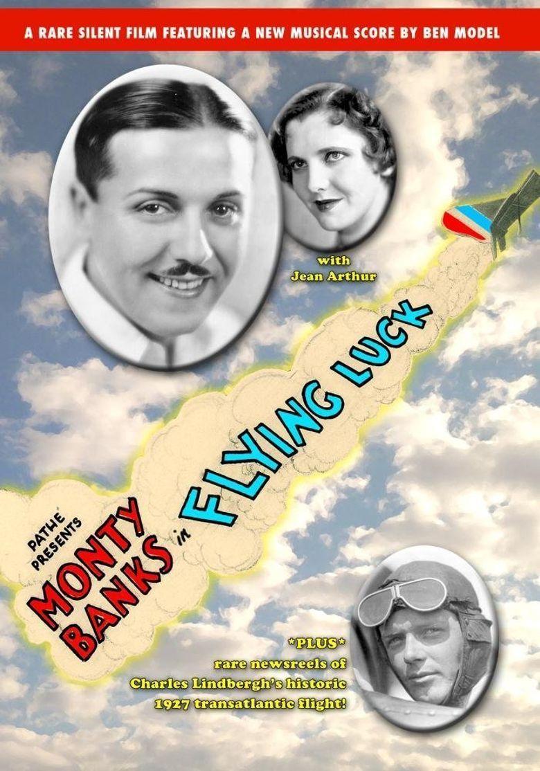 Flying Luck Poster