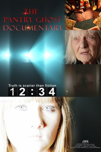 The Pantry Ghost Documentary Poster
