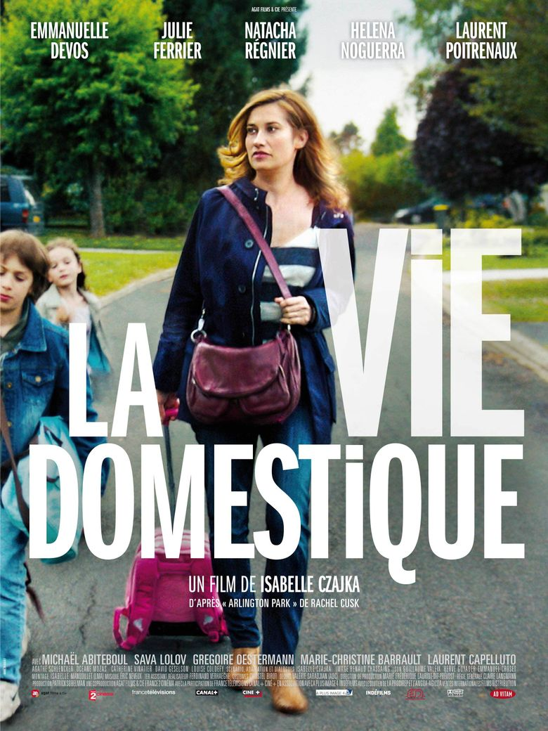 Domestic Life Poster