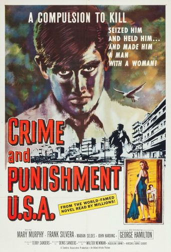 Crime and Punishment USA Poster