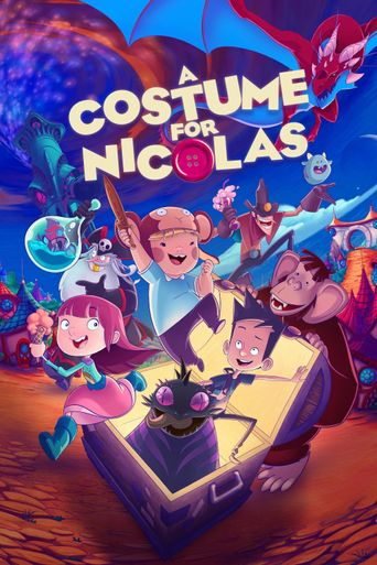 A Costume for Nicolas Poster