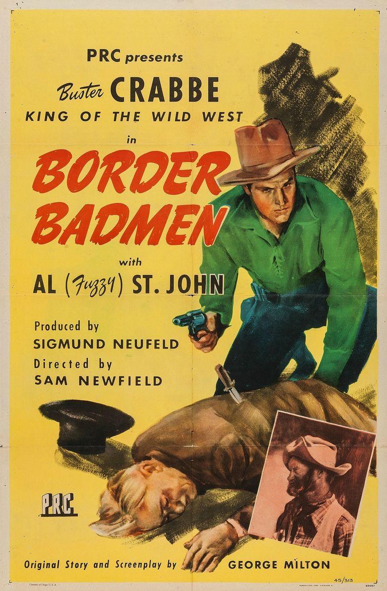 Border Badmen Poster