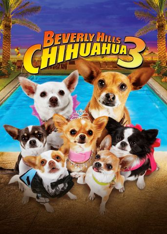 Beverly Hills Chihuahua 3 - Viva La Fiesta! Poster