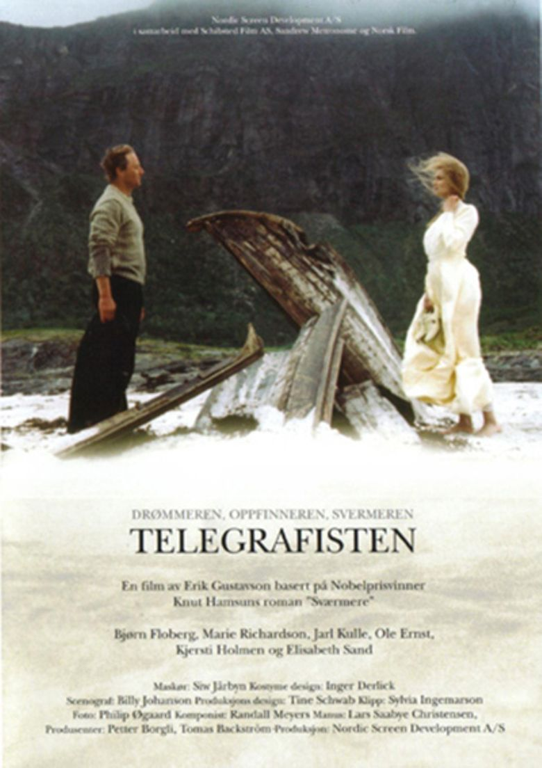 The Telegraphist Poster