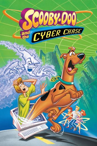 Scooby-Doo! and the Cyber Chase Poster
