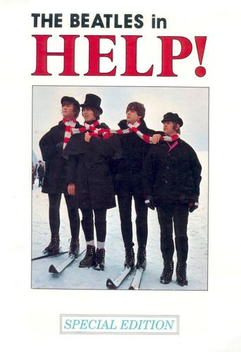 The Beatles: Help! Poster