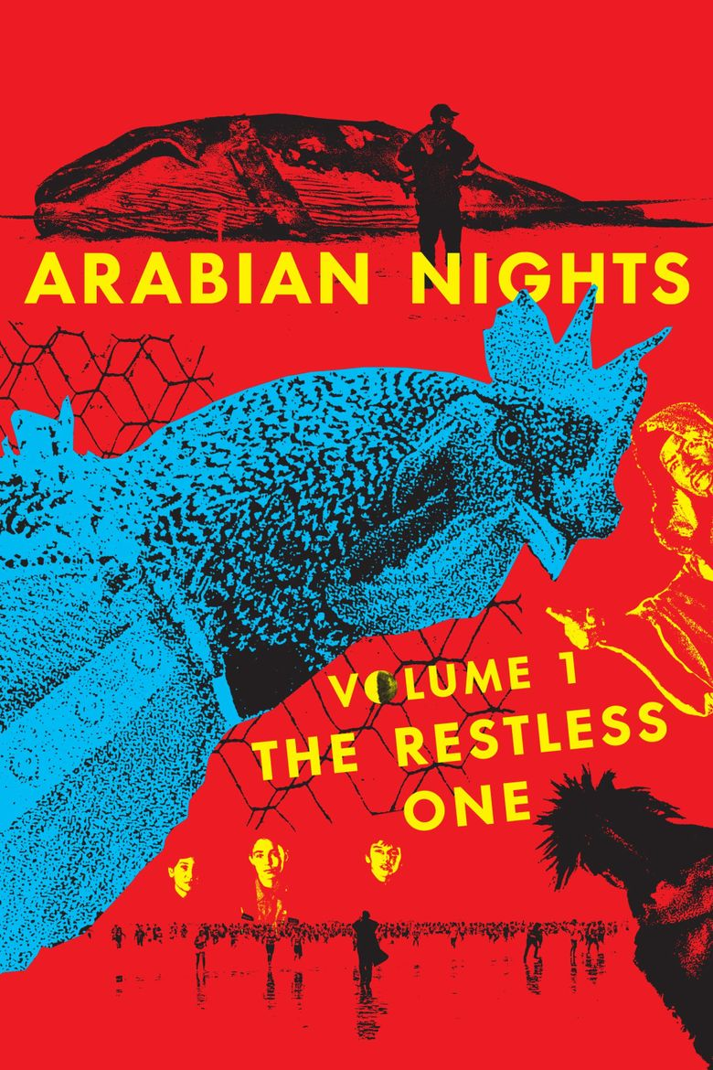 Arabian Nights: Volume 1, The Restless One Poster