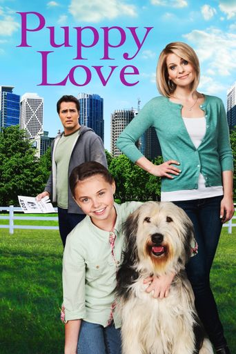 Puppy Love Poster