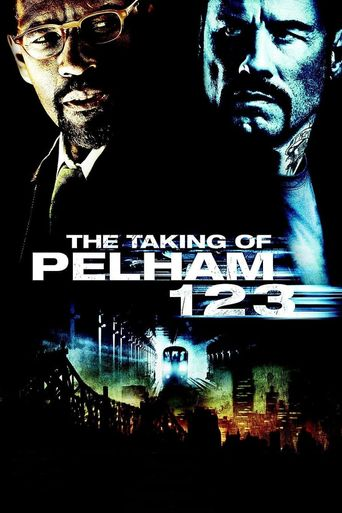 The Taking of Pelham 1 2 3 Poster