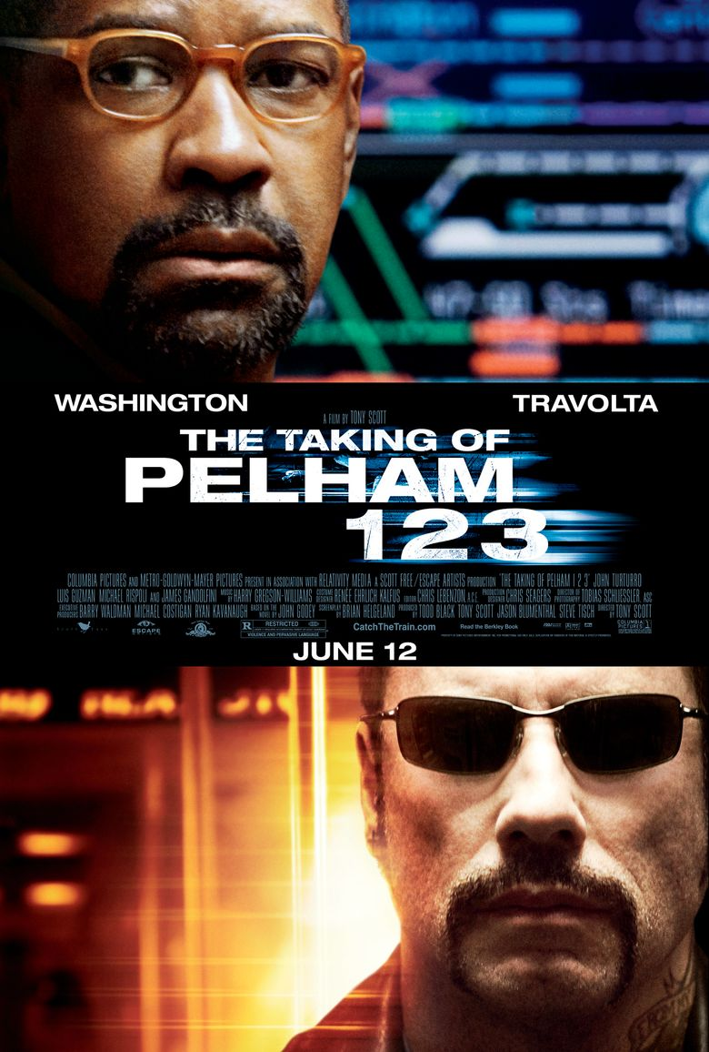 Watch The Taking of Pelham 1 2 3