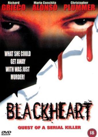 Blackheart Poster