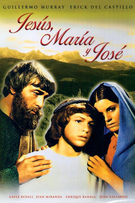 Jesús, María y José Poster