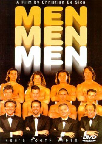 Men Men Men Poster