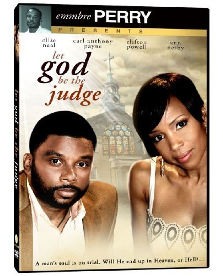 Let God Be the Judge Poster