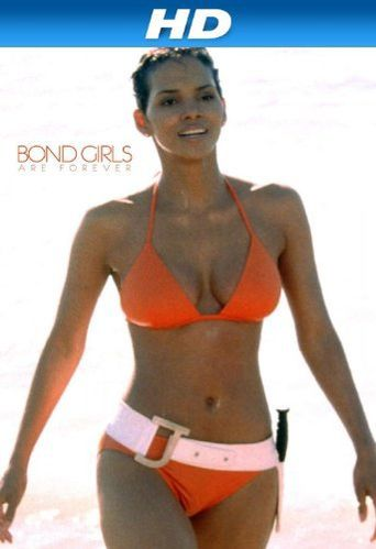 Bond Girls Are Forever Poster