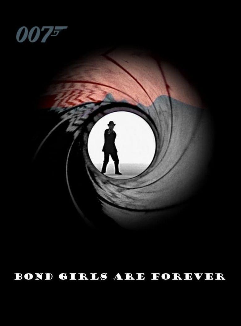 Bond Girls Are Forever Poster