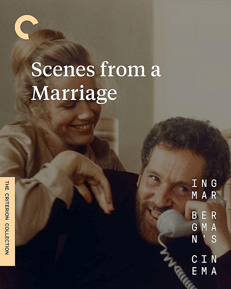 Scener ur ett äktenskap Poster
