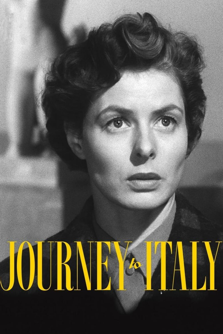 Journey to Italy Poster