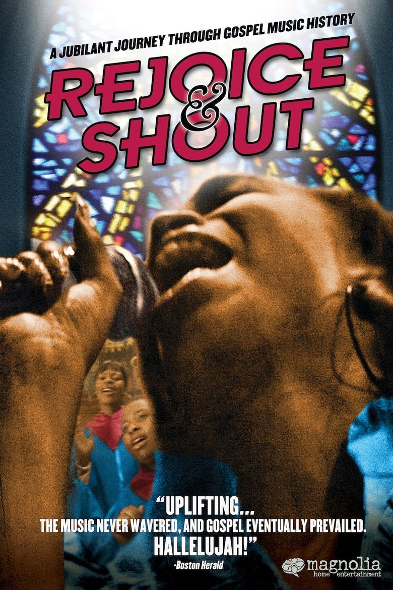 Rejoice and Shout Poster