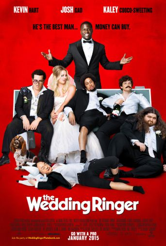 The Wedding Ringer Poster