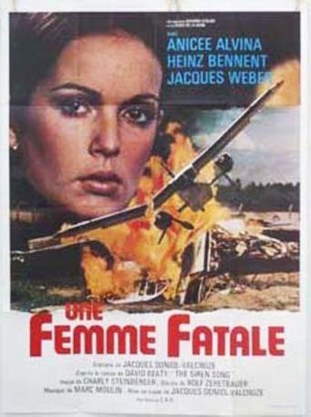 Une femme fatale Poster