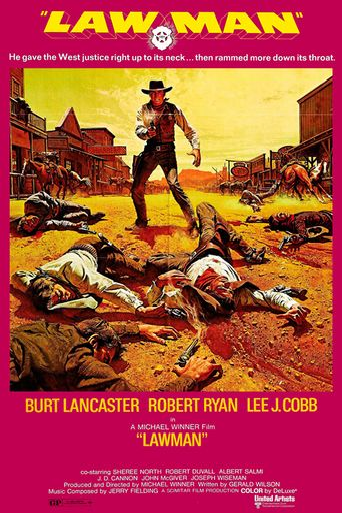 Lawman Poster
