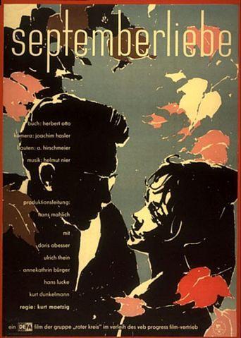 Septemberliebe Poster