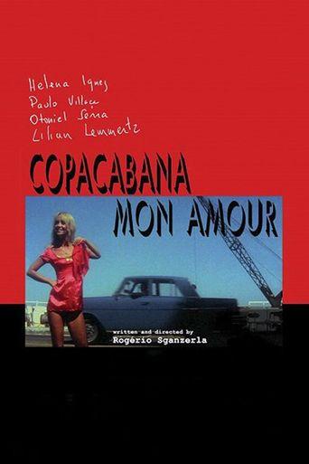Copacabana Mon Amour Poster