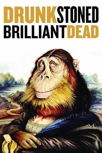 Drunk Stoned Brilliant Dead: The Story of the National Lampoon Poster