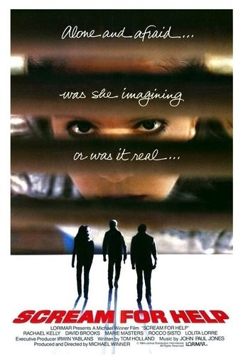 Scream for Help Poster