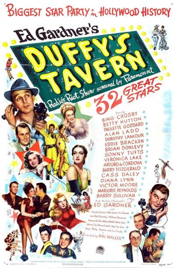 Duffy's Tavern Poster