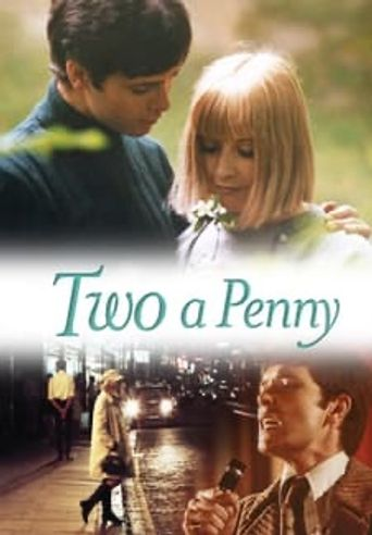 Two A Penny Poster