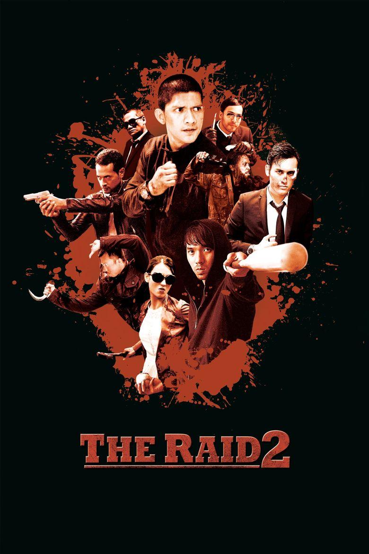 Watch The Raid 2