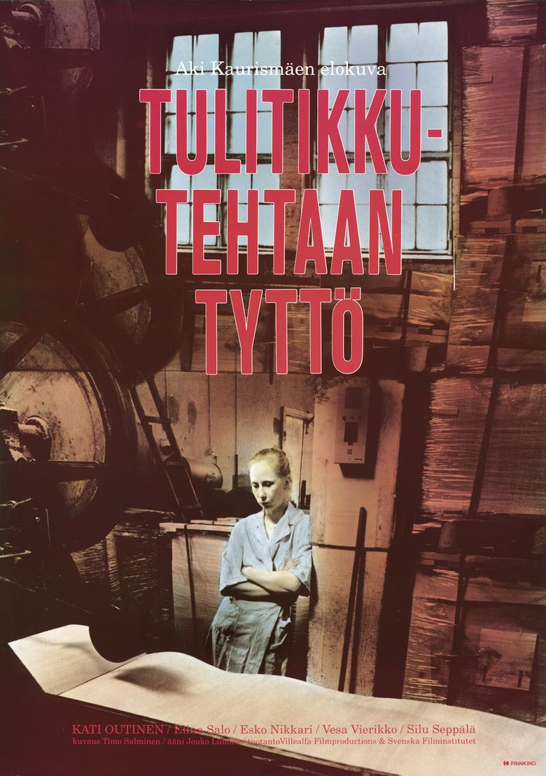 The Match Factory Girl Poster
