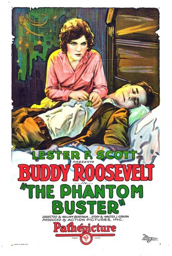 The Phantom Buster Poster