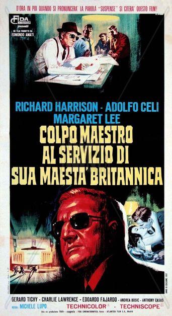 Master Stroke Poster