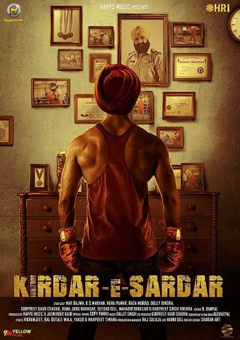 Kirdar-E-Sardar Poster