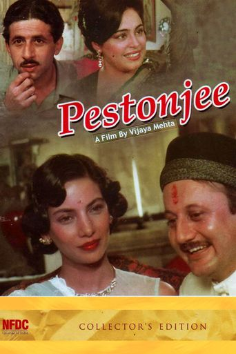 Pestonjee Poster