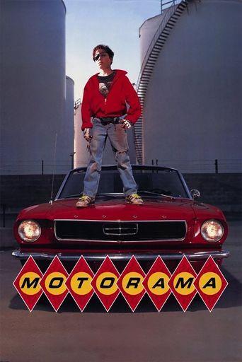 Motorama Poster