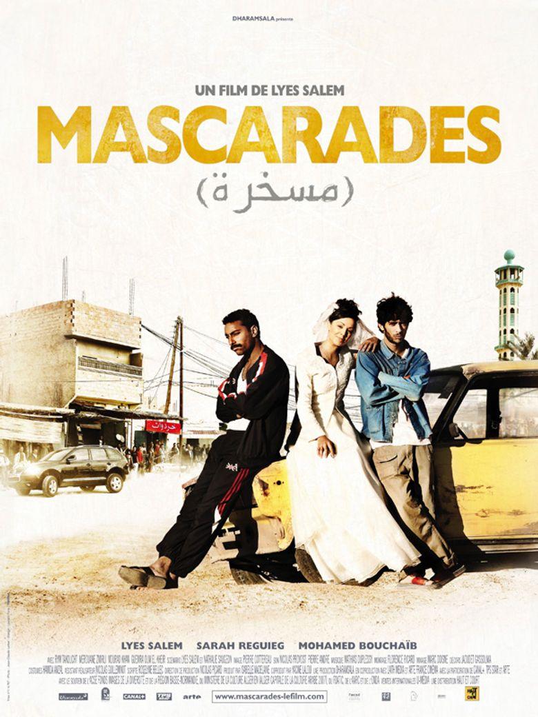 Mascarades Poster