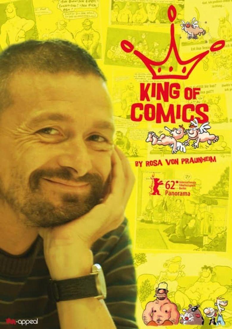 King of Comics Poster