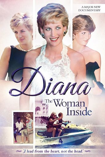 Diana - The Woman Inside Poster