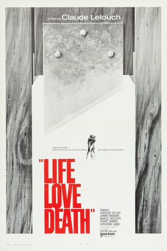 Life Love Death Poster