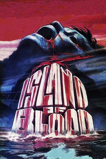 Island of Blood Poster