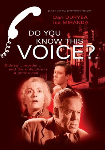 Do You Know This Voice? Poster