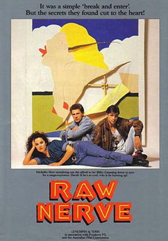 Raw Nerve Poster